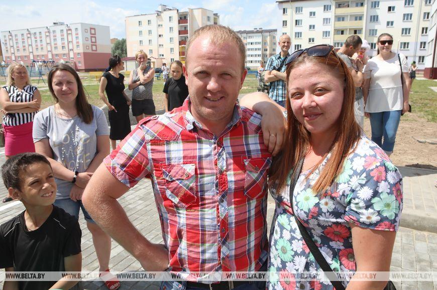 Николай и Виктория Бондаренко
