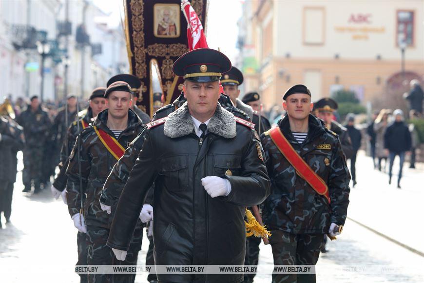 Первый заместитель начальника УВД Гродненского облисполкома полковник милиции Александр Шастайло