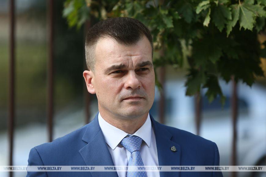 Министр юстиции Олег Слижевский