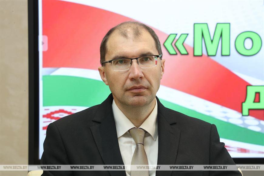 Ректор МГУ им. Кулешова Денис Дук