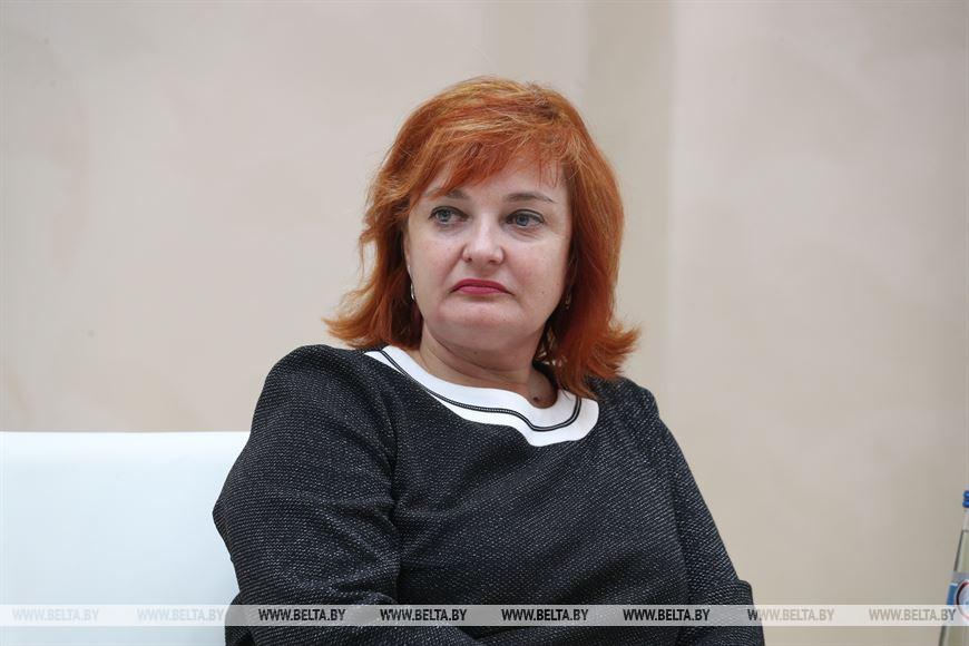 Заместитель председателя Могилевского областного Совета депутатов Ирина Раинчик