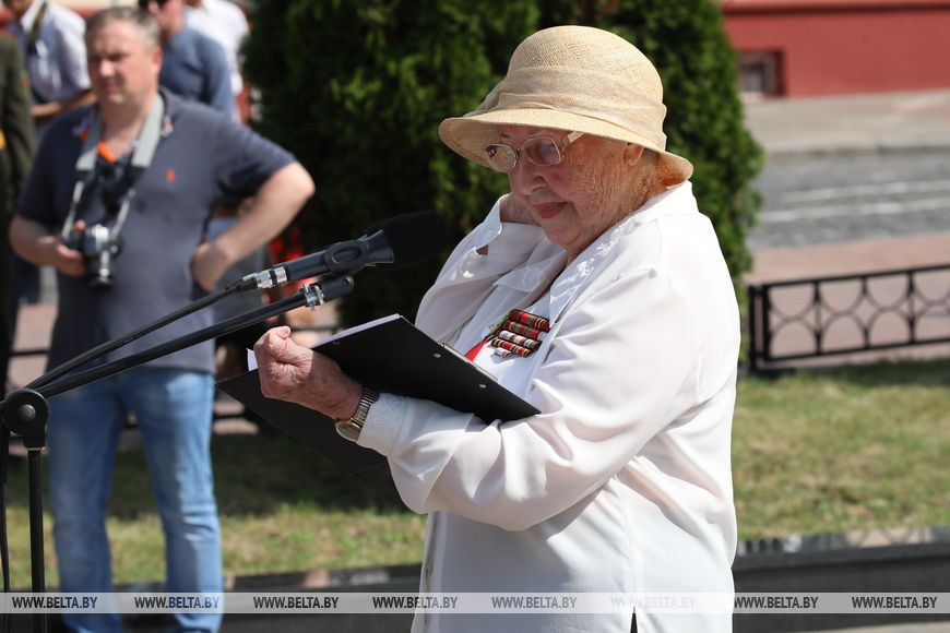 Аэлита Самсонова