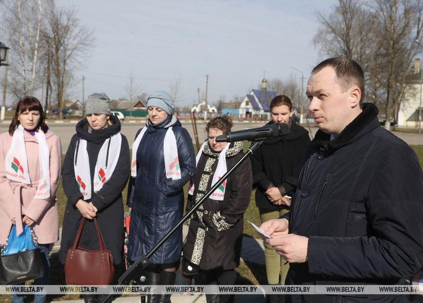 Выступает Михаил Киселевич