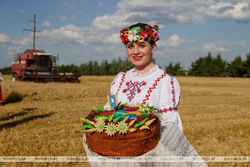 Комбайнёр-юбиляр - Новости сельского хозяйства РБ