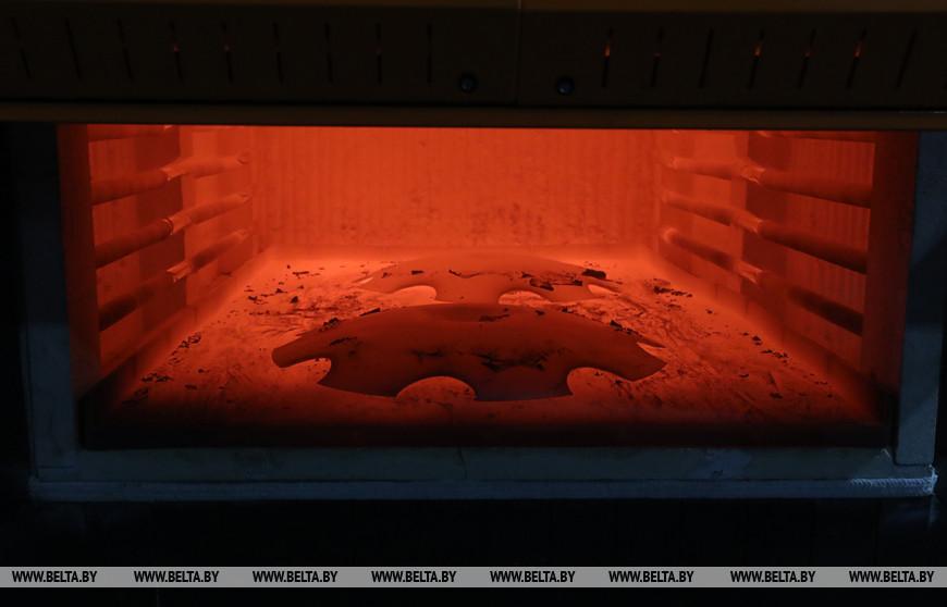 Термообработка диска для почвообрабатывающих и посевных агрегатов