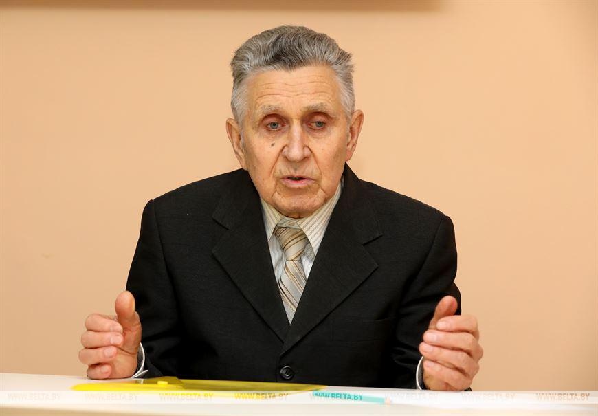 На приеме Иван Иванцов