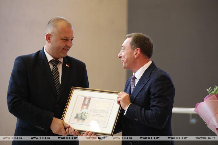 Иван Худяков и Николай Снопков