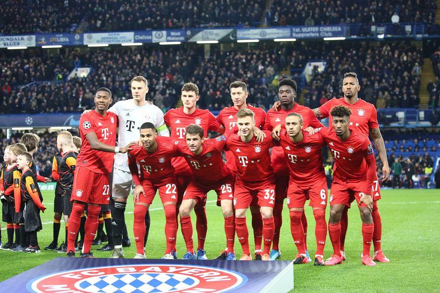 Бавария боруссия финал лиги чемпионов счет