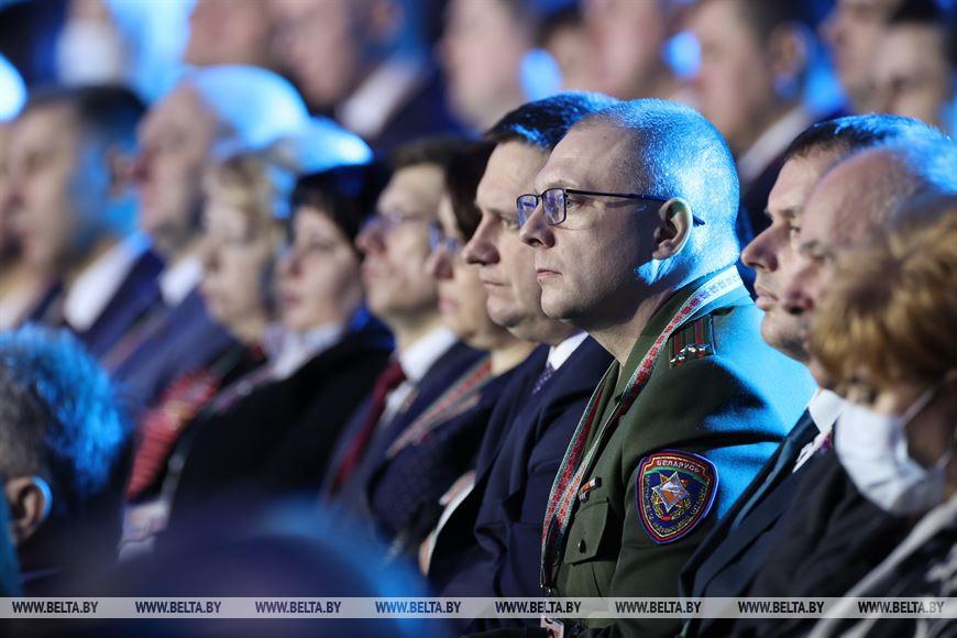 Выступление Лукашенко на ВНС: о новой Конституции, приоритетах в политике и будущем Беларуси