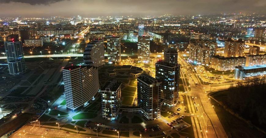 Многофункциональный комплекс Minsk World