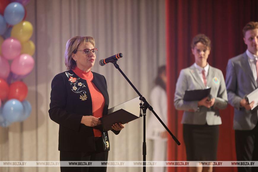 Руководитель представительства Постоянного комитета Союзного государства вМинске Марианна Щеткина