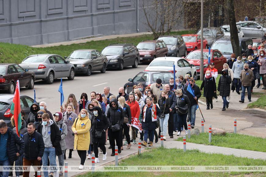Работники всех отраслей выступили с требованием отменить незаконные санкции — ФПБ