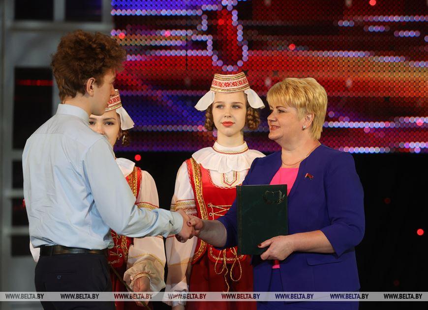 Артем Бельский и Татьяна Автухова