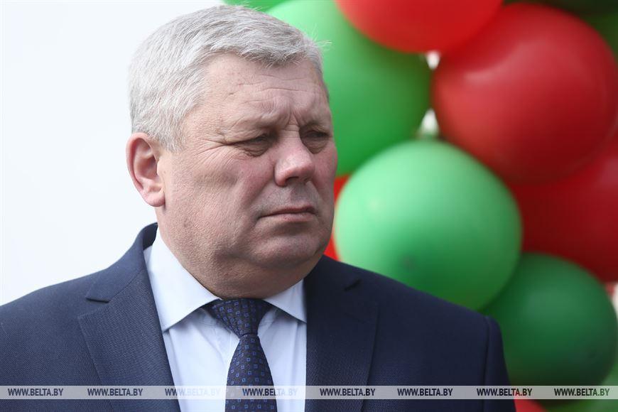 Председатель Гродненского горисполкома Мечислав Гой