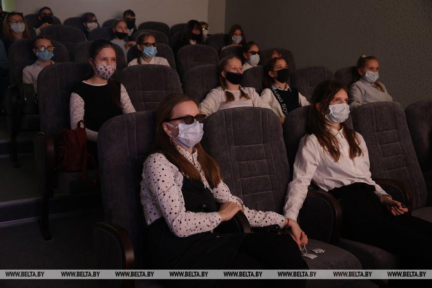 3D-кинозал на 30 мест