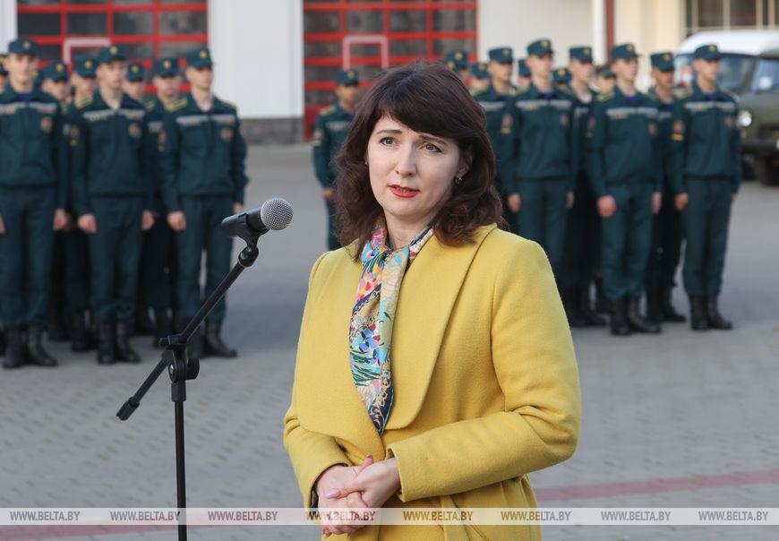 Главный врач Гомельской городской центральной клинической поликлиники Екатерина Цитко