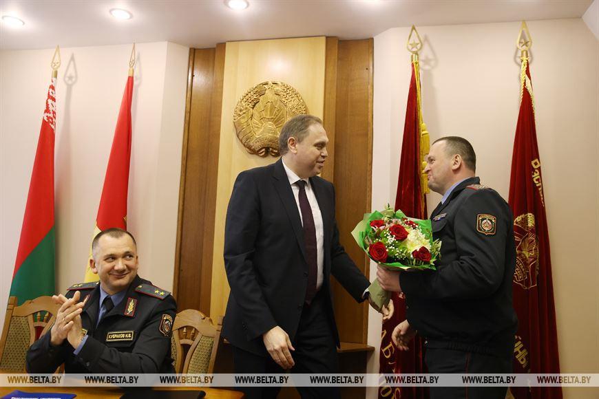 Иван Кубраков, Владимир Караник и Дмитрий Резенков