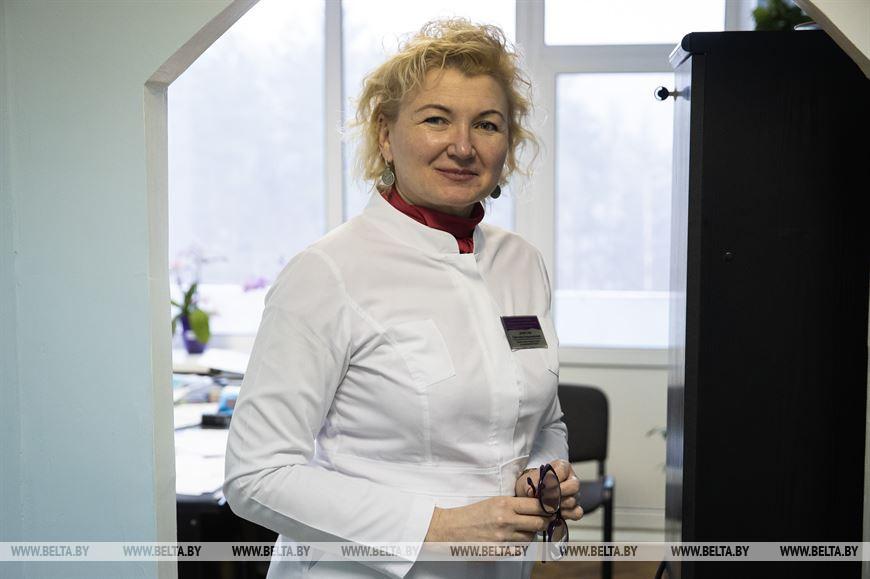 Заместитель главного врача по медицинской части Светлана Денисова