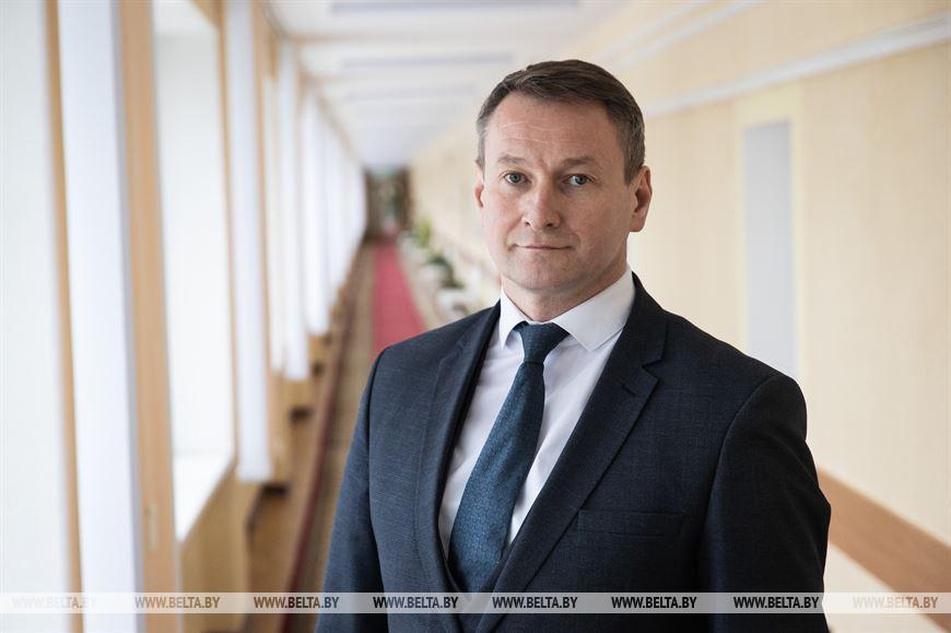 Главный врач Сергей Малышко