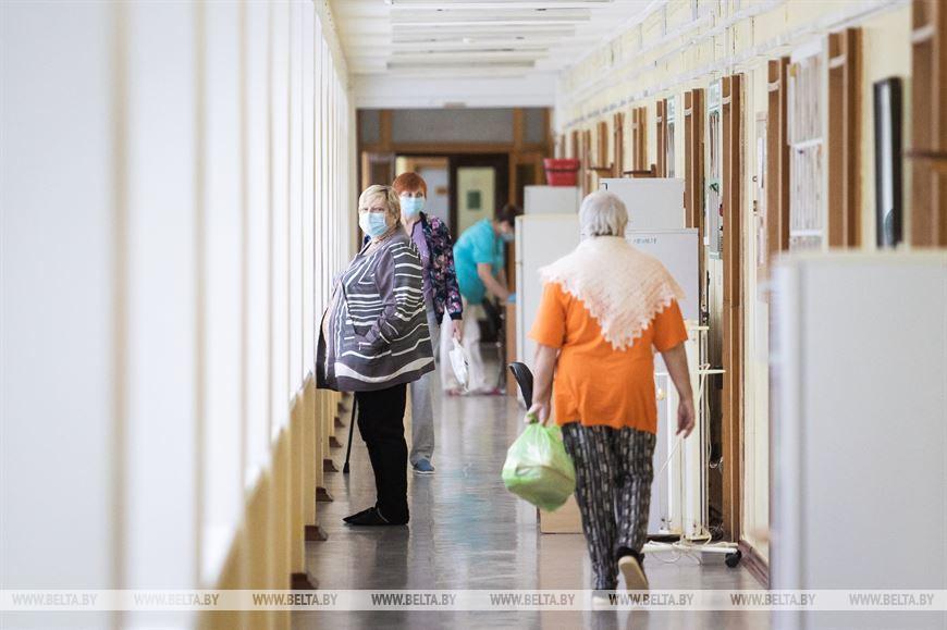 В республиканской клинической больнице