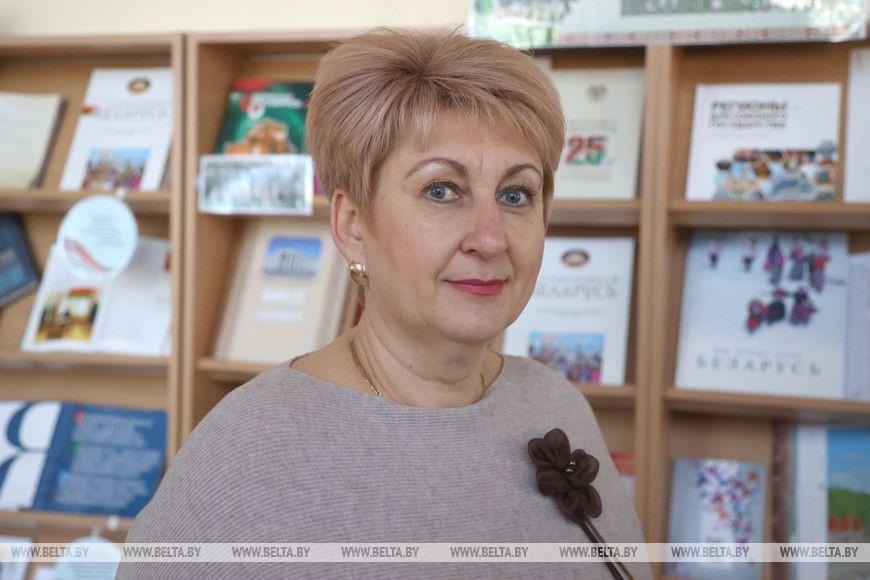 Светлана Потапчик