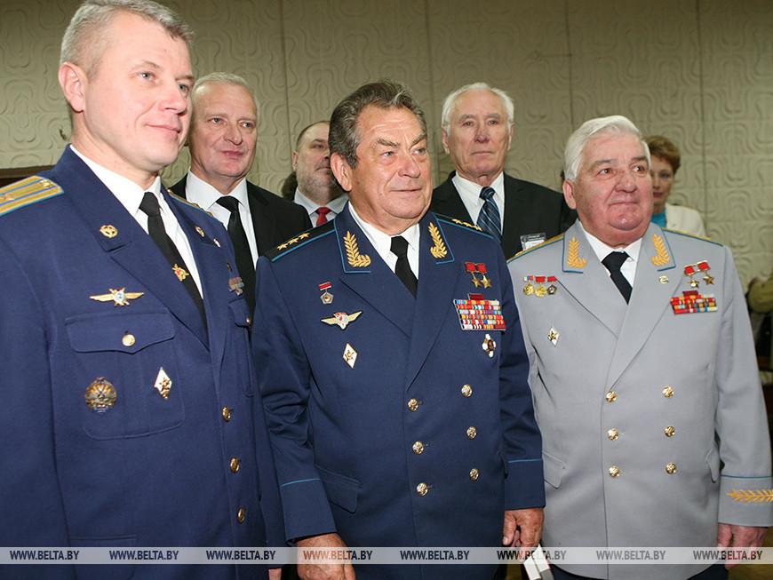 Олег Новицкий, Владимир Коваленок и Петр Климук