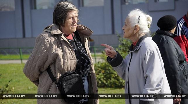 пенсионеры в позе 69