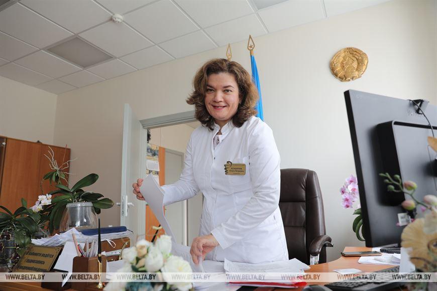 Ольга Есманчик