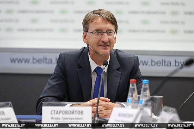 Игорь Старовойтов