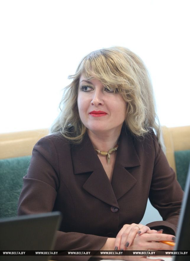 Ольга Ягелло заместитель начальника отдела надзора за соблюдением законодательства о труде Министерства труда и социальной защиты