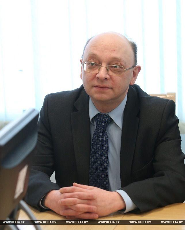Александр Семич первый заместитель директора департамента государственной инспекции труда Министерства труда и социальной защиты